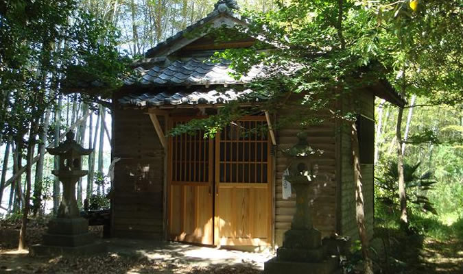 森宗意軒神社