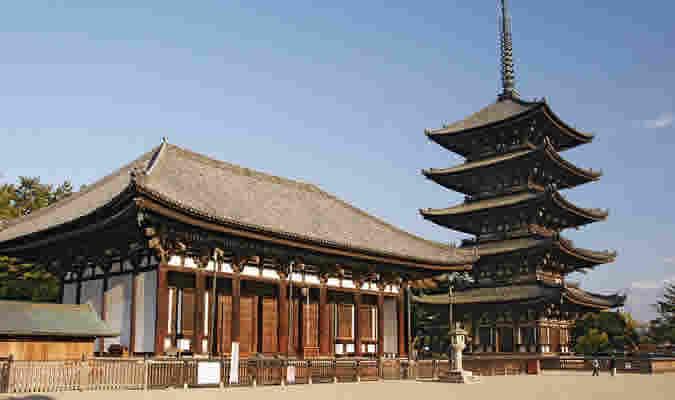 興福寺(南円堂)