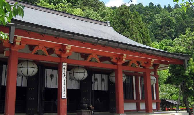 京都府のパワースポット01
