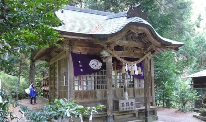 鳥取県のパワースポット01