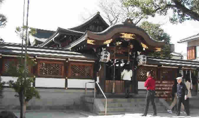 京都府のパワースポット06