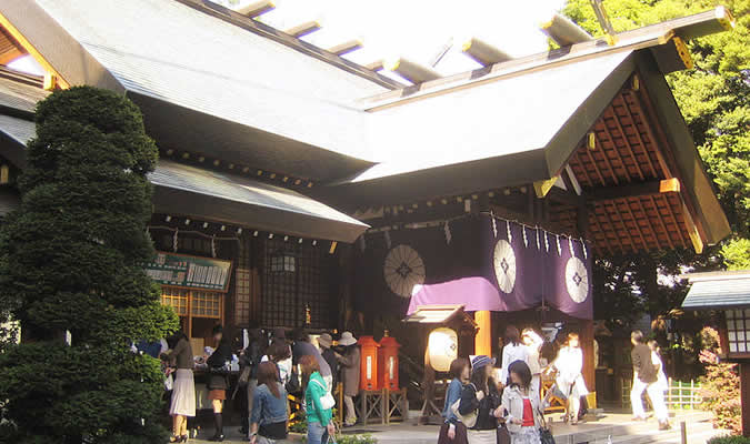 東京都のパワースポット02
