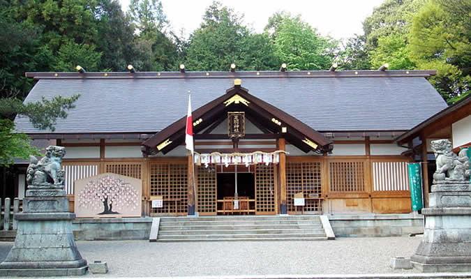 福井県のパワースポット08