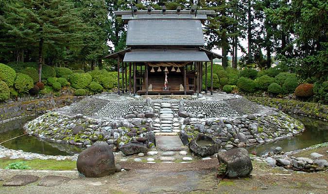 秋田県のパワースポット03