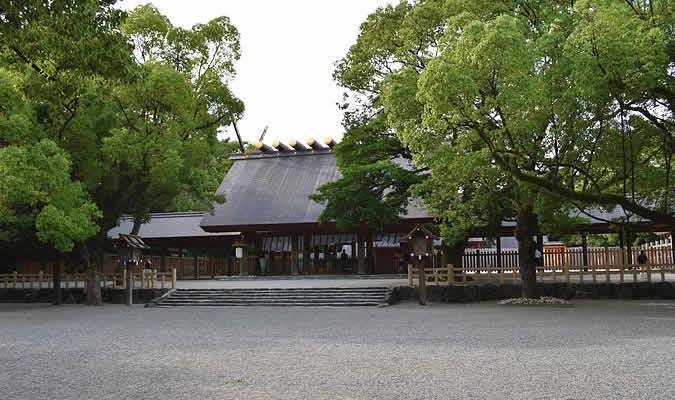 愛知県のパワースポット01