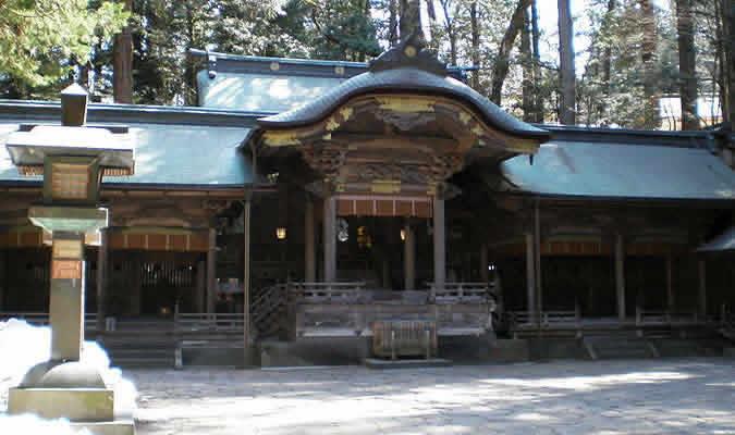 長野県のパワースポット05