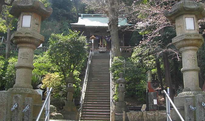 神奈川県のパワースポット03
