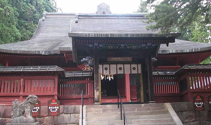 青森県のパワースポット01