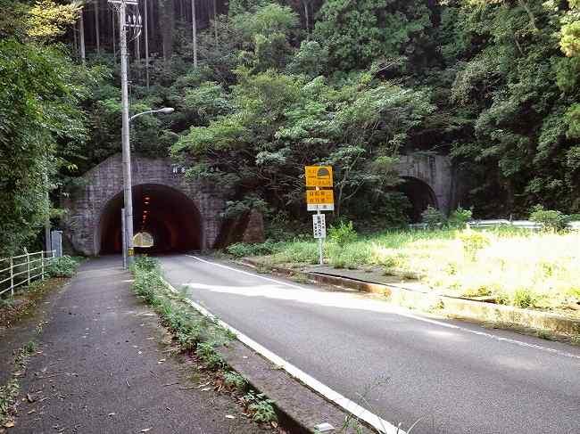 旧東山トンネル