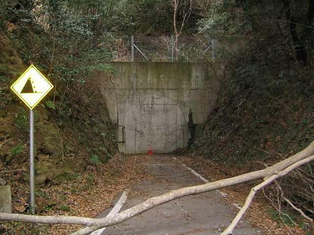 石井トンネル